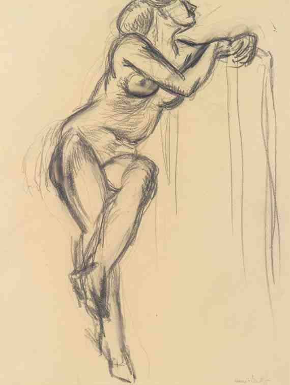 Henri Matisse, Nude