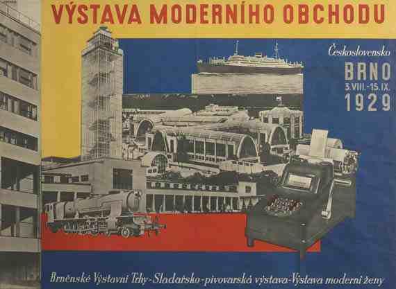 Ladislav Sutnar: Modern Commerce Exhibition