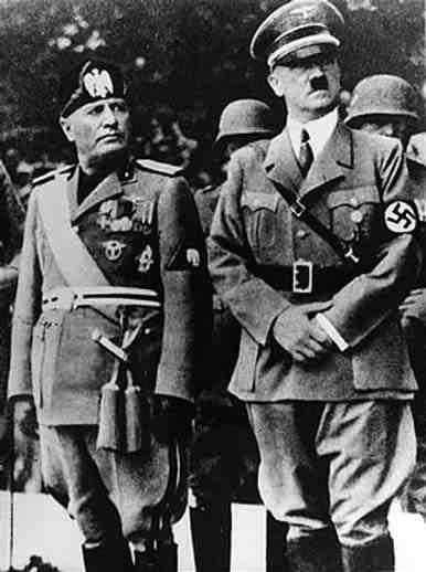Notes From Italy: Looking Back at Mussolini 1