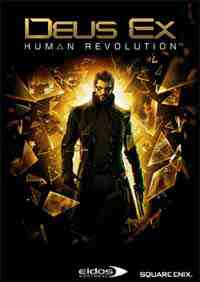 Deus Ex Human Revolution box art