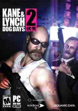 Kane Lynch 2: Dog Days box art