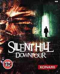 Silent Hill: Downpour box art