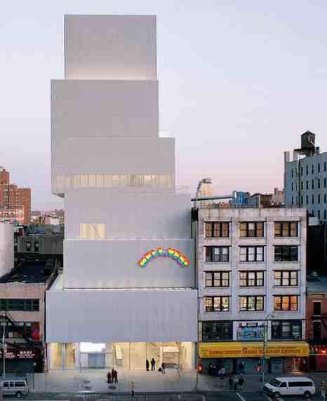 New Museum of Contemporary Art, New York