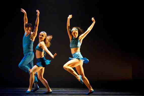 Company C Contemporary Ballet: Indoor Fireworks