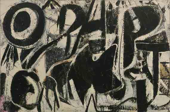 de Kooning: Orestes