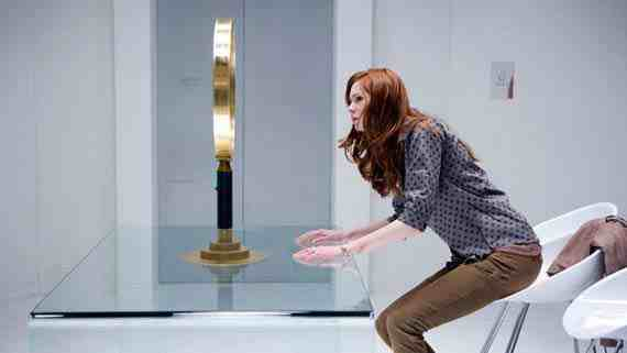 Still: Doctor Who: The Girl Who Waited