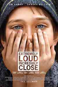 Movie Poster: Extremely Loud and Incredibly Close