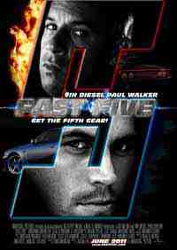 Movie Poster: Fast Five