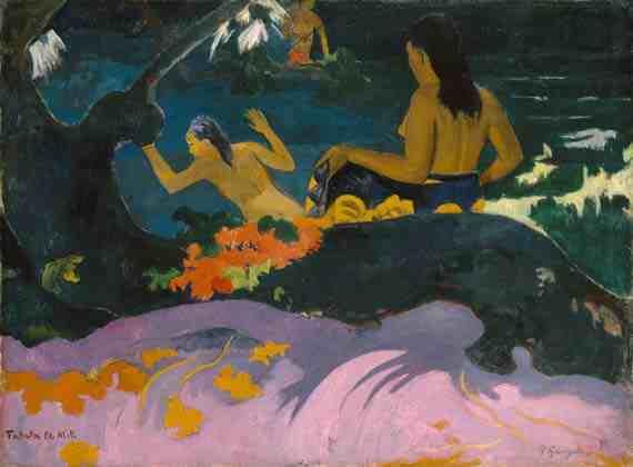 Paul Gauguin: Fatata te Miti