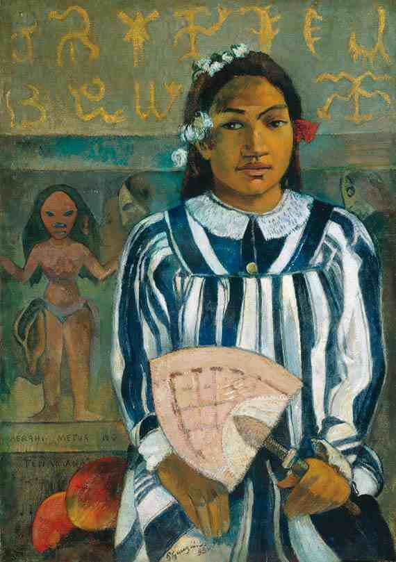 Paul Gauguin: Merahi Metua no Tehamana