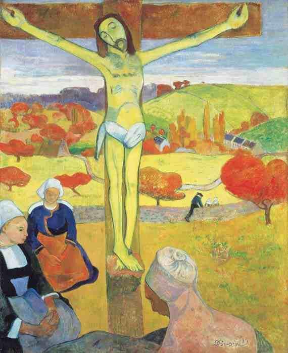 Paul Gauguin: The Yellow Christ