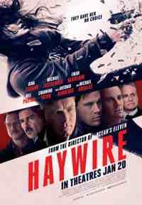 Movie Poster: Haywire