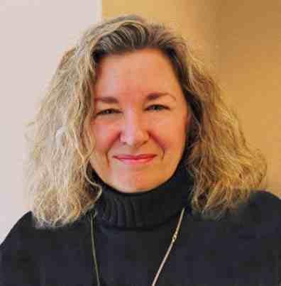 Mystery Writer Vicki Stiefel 1