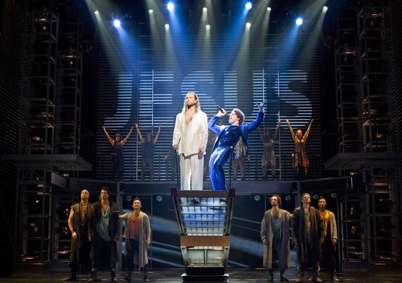 Still: Jesus Christ Superstar on Broadway