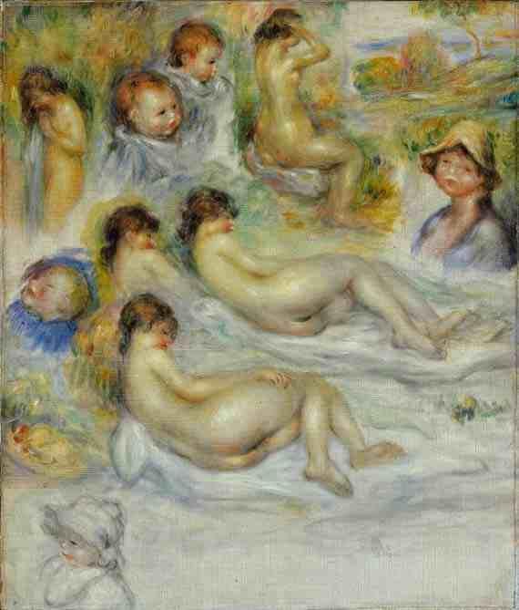 Renoir: Studies of Pierre Renoir
