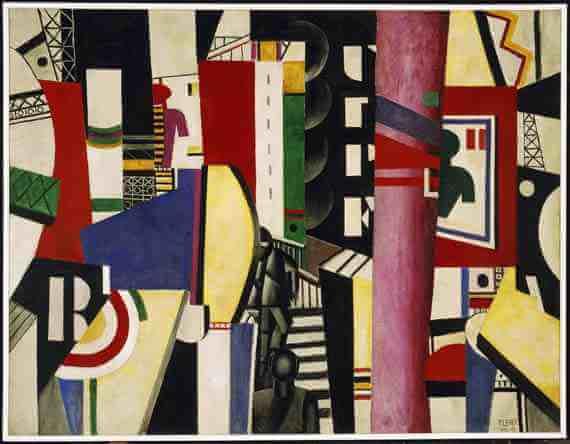 Fernand Léger: The City