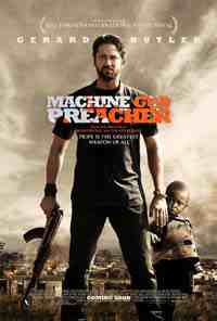 Movie Poster: Machine Gun Preacher