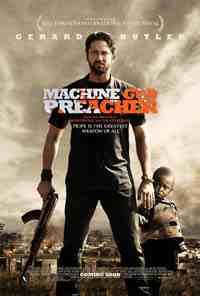 Movie Poster: Machine Gun Preacher