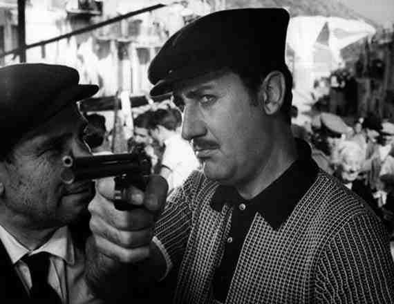 Movie Still: Mafioso