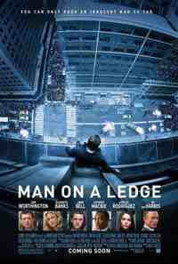 Movie Poster: Man on a Ledge
