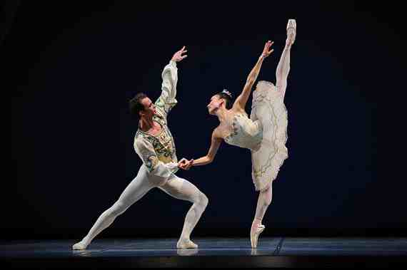 San Francisco Ballet Theme and Variations