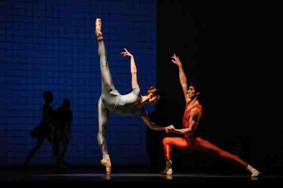San Francisco Ballet - Glass Pieces