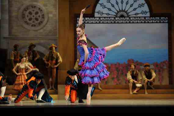 Don Quixote, San Francisco Ballet, War Memorial Opera House, April 27, 2012 2
