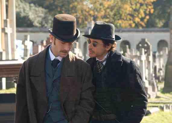 Movie still: Sherlock Holmes