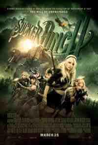 Movie Poster: Sucker Punch
