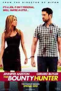 The Bounty Hunter movie poster