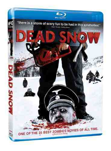 DVD Cover: Dead Snow