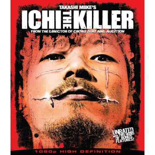 DVD Cover: Ichi the Killer