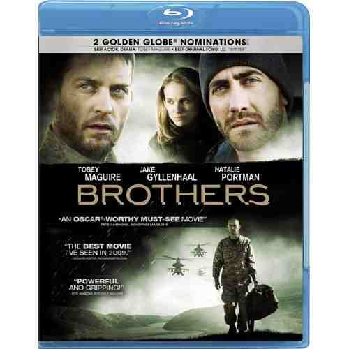 DVD Cover: Brothers