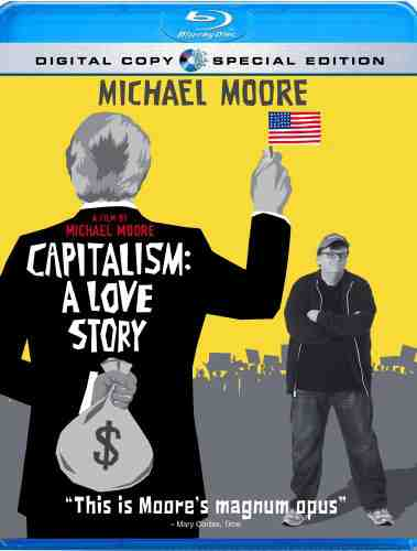 DVD Cover: Capitalism A Love Story