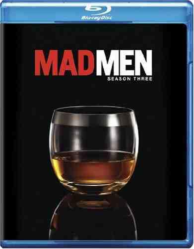DVD Cover: Mad Men Season 3