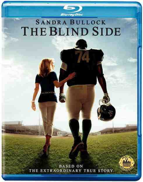 DVD Cover: The Blind Side