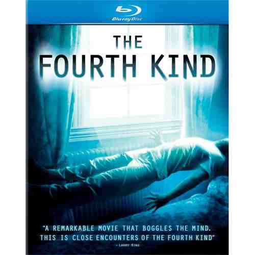 DVD Cover: The The Fourth Kind