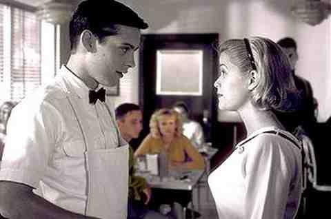 Movie Still: Pleasantville