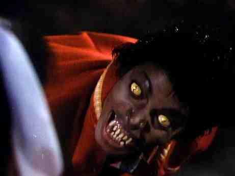 "The Great Music Videos #2: ""Thriller"" (dir. John Landis) 2"