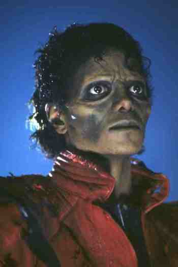 Jackson in Thriller