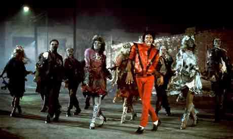 "The Great Music Videos #2: ""Thriller"" (dir. John Landis) 6"