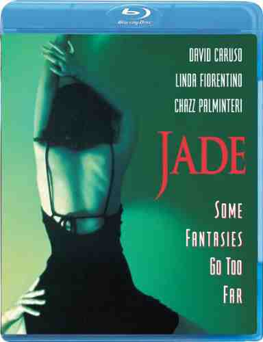 DVD Cover: Jade