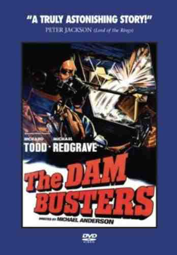 DVD Cover: The Dam Busters