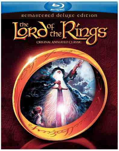 DVD Cover: The Lord of the Rings 1978