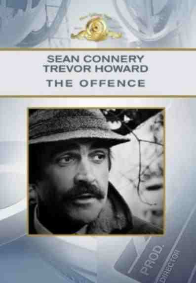 DVD Cover: The Offence