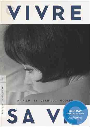 DVD Cover: Vivre Sa Vie