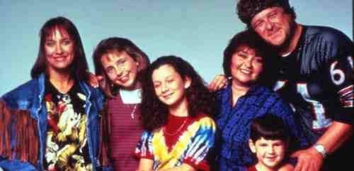TV Still: Roseanne
