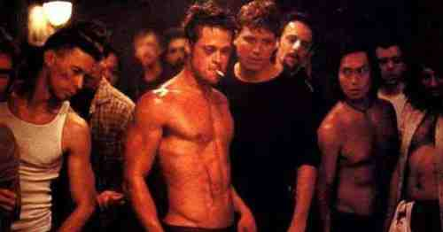 Movie Still: Fight Club
