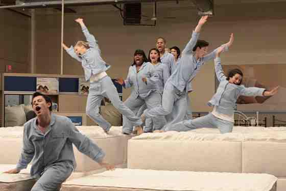Movie Still: Glee
