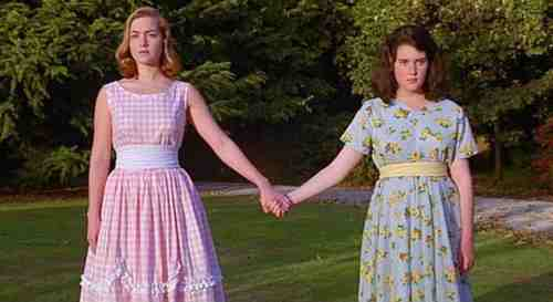 Heavenly Creatures Winslet and Lynskey